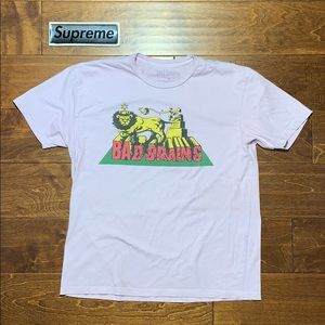 Bad Brains Band Tee Shirt vintage lion graphic ✡️